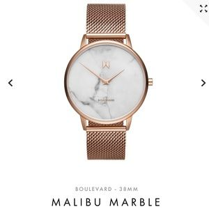 MVMT Malibu marble watch